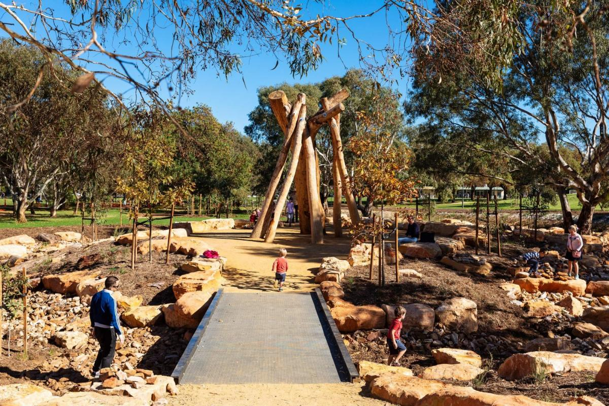 Pelzer Park / Pityarilla Activity Hub
